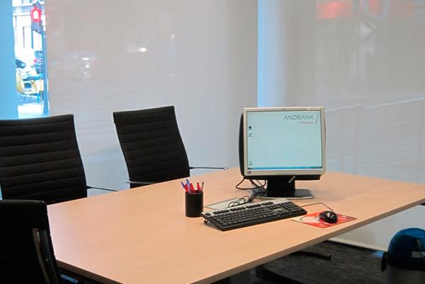 reforma oficina bancaria vitoria-gasteiz, Alava